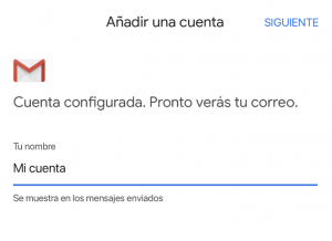 Cómo configurar una cuenta de email de Nominalia en Gmail
