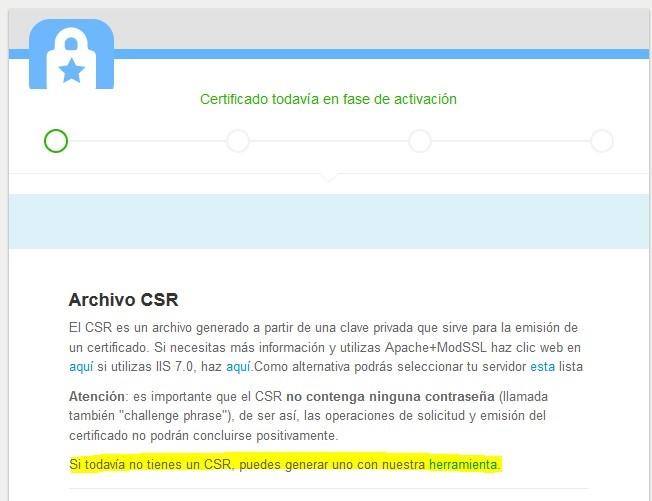 Genera CSR