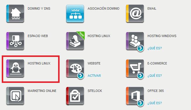 Emitir SSL Hosting Linux y Espacio Web
