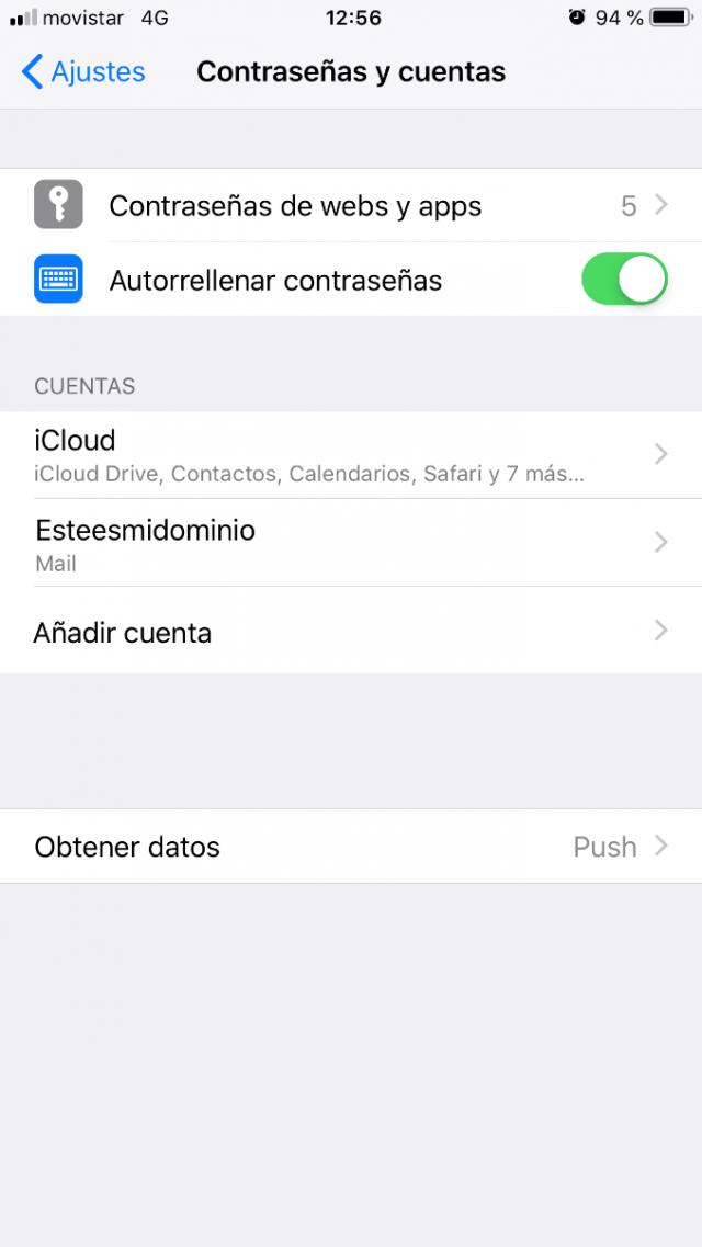 Imagen 8 - Configurar correo en iPhone o iPad (y iPod) Listo!