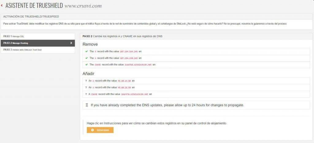 SSL configuracion
